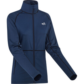 Kari Traa Mia Full-Zip Jacket Women, marin